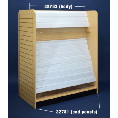 13-Tier Colossal Slotwall End Panels / 13-Tier Colossal Main Body