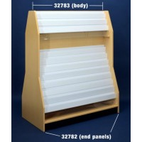 13-Tier Colossal Shaped End Panels / 13-Tier Colossal Main Body