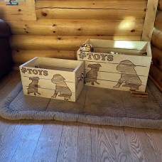 Be Outdoors™ - Toy Box (Small)