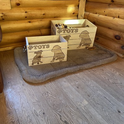 Be Outdoors™ - Toy Box (Large)