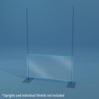 HealthShield™ - Full Shield Lower Add-on Sheet