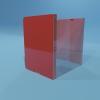"""HealthShield™ - """"Brand It"""" Desk Shield"""
