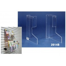 Tiered Wall Rack Kickout 5""