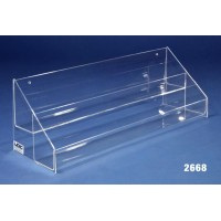 "2-Tier 24"" Boxed Note Tray"