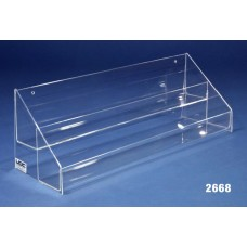 """2-Tier 24"""" Boxed Note Tray"""