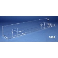 "48"" Acrylic Shelves (Napkin Tray)"