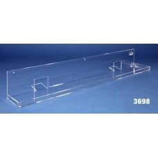 """48"""" Acrylic Shelves (Napkin Tray)"""