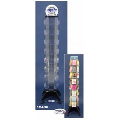 48-Pocket Letterpress Spinner