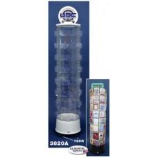 72-Pocket Spinner