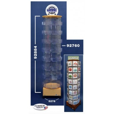 72-Pocket Tower & Flat Top Header & Base Kit