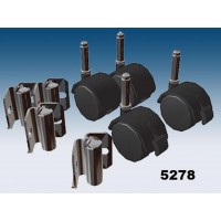 Caster Retrofit Kit (Enhanced Tower Spinners)
