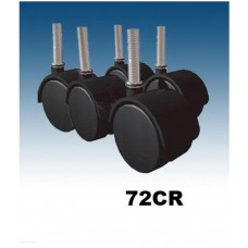 Caster Retrofit Kit (Single Tower Spinners)